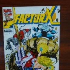 Comics : FACTOR X - NÚMERO 85 - VOL 1 - MARVEL CÓMICS - FORUM. Lote 68853245