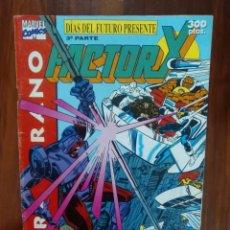 Cómics: FACTOR X - EXTRA VERANO - DIAS DEL FUTURO PRESENTE - 3 PARTE - MARVEL COMICS - COMICS FORUM. Lote 44925278