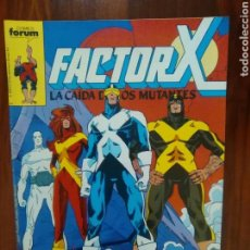 Cómics: FACTOR X - 25 - VOLUMEN 1 - VOL 1 - X-FACTOR - MARVEL COMICS - FORUM. Lote 58069588