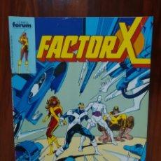 Cómics: FACTOR X - 27 - VOLUMEN 1 - VOL 1 - X-FACTOR - MARVEL COMICS - FORUM. Lote 58070182