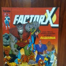 Cómics: FACTOR X - 35 - VOLUMEN 1 - VOL 1 - X-FACTOR - MARVEL COMICS - FORUM. Lote 58131217