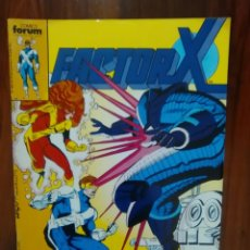 Cómics: FACTOR X - 34 - VOLUMEN 1 - VOL 1 - X-FACTOR - MARVEL COMICS - FORUM. Lote 58131432