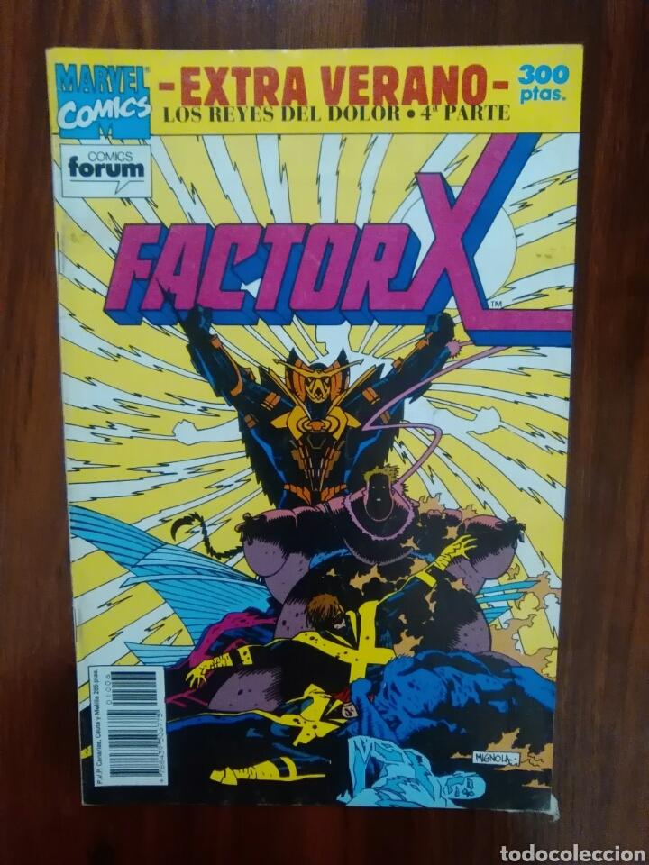 FACTOR X - EXTRA VERANO - VOL 2 - MARVEL CÓMICS - FORUM (Tebeos y Comics - Forum - Factor X)
