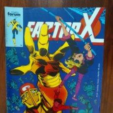 Cómics: FACTOR X - NÚMERO 20 - VOL 1 - MARVEL CÓMICS - FORUM. Lote 68851501