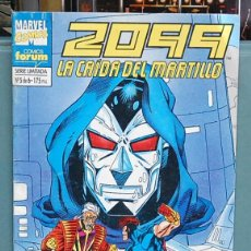 Comics: 2099, LA CAIDA DEL MARTILLO. NUM. 5 DE 6. FORUM AÑO 1994. Lote 125720663