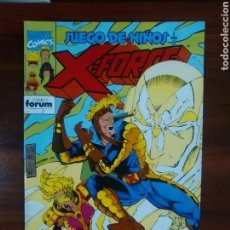 Cómics: X-FORCE - VOL 1 - NÚMERO 31 - MARVEL CÓMICS - FORUM. Lote 68675341