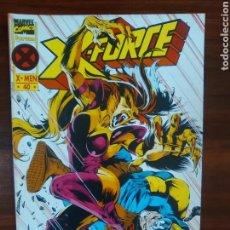 Cómics: X-FORCE - NÚMERO 40 - VOL 1 - MARVEL CÓMICS - FORUM. Lote 68693533