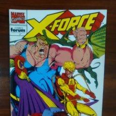 Cómics: X-FORCE - NÚMERO 5 - VOL 1 - MARVEL CÓMICS - FORUM. Lote 68722205