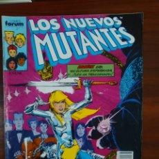 Cómics: LOS NUEVOS MUTANTES - NÚMERO 36 - VOL 1 - MARVEL COMICS - FORUM. Lote 69818797