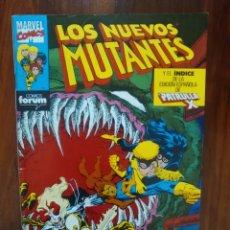 Cómics: LOS NUEVOS MUTANTES - NÚMERO 58 - VOL 1 - MARVEL COMICS - FORUM. Lote 69820729