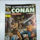 Cómics: LA ESPADA SALVAJE DE CONAN EL BARBARO. Nº 35. EL PAJARO DE DIAMANTE. SERIE ORO FORUM COMICS. TDKC32. Lote 125863455