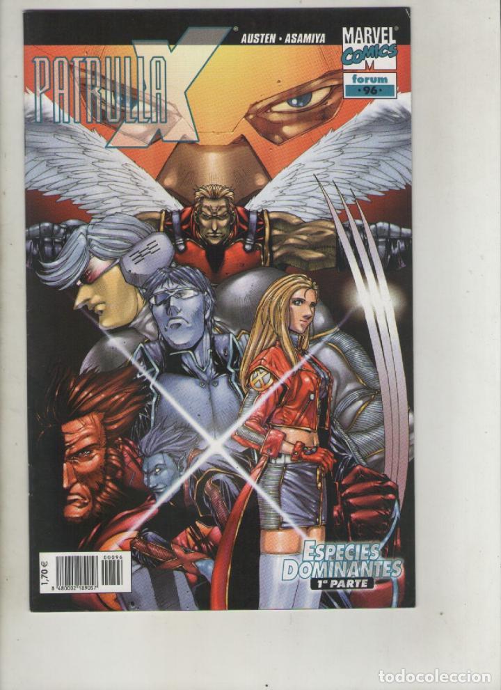 LA PATRULLA X-AÑO 1997-FORUM-VOL.2-COLOR-FORMATO GRAPA-Nº 96-ESPECIES DOMINANTES 1ª PARTE (Tebeos y Comics - Forum - Patrulla X)