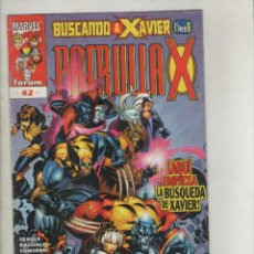 Cómics: LA PATRULLA X-AÑO 1997-FORUM-VOL.2-COLOR-FORMATO GRAPA-Nº 42-FISION. Lote 125951807