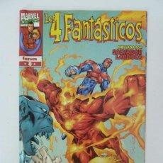 Fumetti: LOS 4 FANTÁSTICOS. VOL. 3 Nº 8. Lote 125958547
