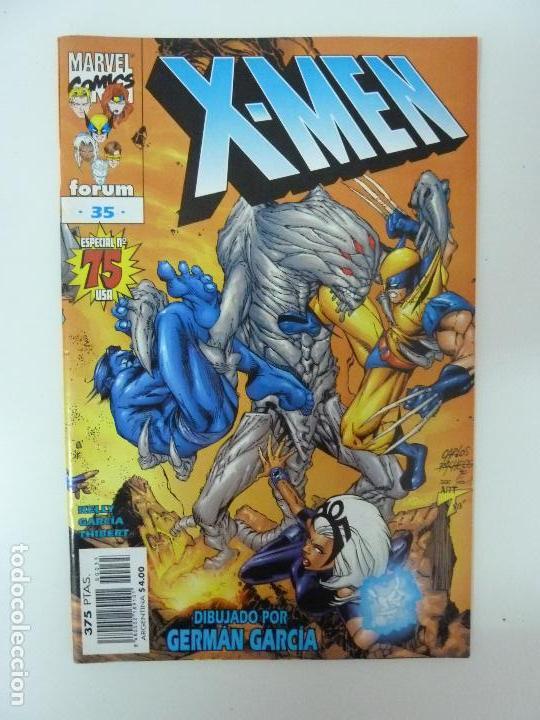 X-MEN. VOL. 2. Nº 35. FORUM (Tebeos y Comics - Forum - X-Men)