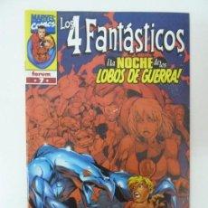 Fumetti: LOS 4 FANTÁSTICOS. VOL. 3. Nº 7. FORUM. Lote 126010179