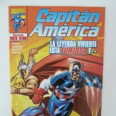 Cómics: CAPITÁN AMÉRICA. VOL. 4. Nº 5. FORUM. Lote 126022263