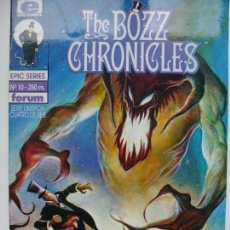 Cómics: FORUM. THE BOZZ CHRONICLES. Nº 10. EPIC SERIES.. Lote 126038899