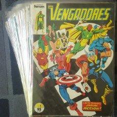 Cómics: LOS VENGADORES #1-50 (FORUM 1983-87). Lote 126156363