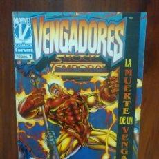 Cómics: LOS VENGADORES - MARVEL COMICS - FORUM - 7 - VOL 2 - LA MUERTE DE UN VENGADOR -. Lote 27806552