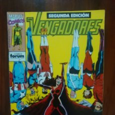 Cómics: LOS VENGADORES - 2A EDICIÓN - NÚMERO 12 - MARVEL COMICS - FORUM. Lote 69808025
