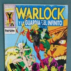 Cómics: WARLOCK Y LA GUARDIA DEL INFINITO, NUM. 7. FORUM AÑO 1993. Lote 126239799