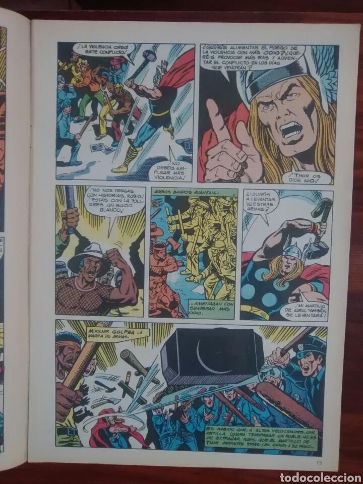 Cómics: THOR - EL DIOS DEL TRUENO - VOLUMEN 1 - NUMERO 6 - MARVEL COMICS - FORUM - Foto 2 - 45074831
