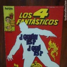 Cómics: LOS 4 FANTÁSTICOS - 19 - VOLUMEN 1 - MARVEL COMICS - FORUM - 4F. Lote 65725910