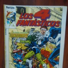 Cómics: LOS 4 FANTÁSTICOS - 61 - VOLUMEN 1 - MARVEL COMICS - FORUM - 4F. Lote 67462777