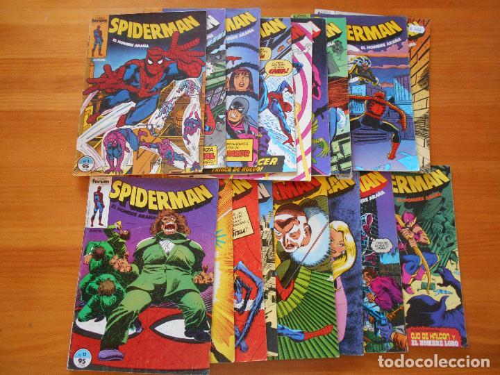 Cómics: SPIDERMAN - VOLUMEN 1 - CASI COMPLETA - FALTAN 25 Nºs DE 314 + 15 ESPECIALES - FORUM (IA-IB-IC) - Foto 2 - 126379911