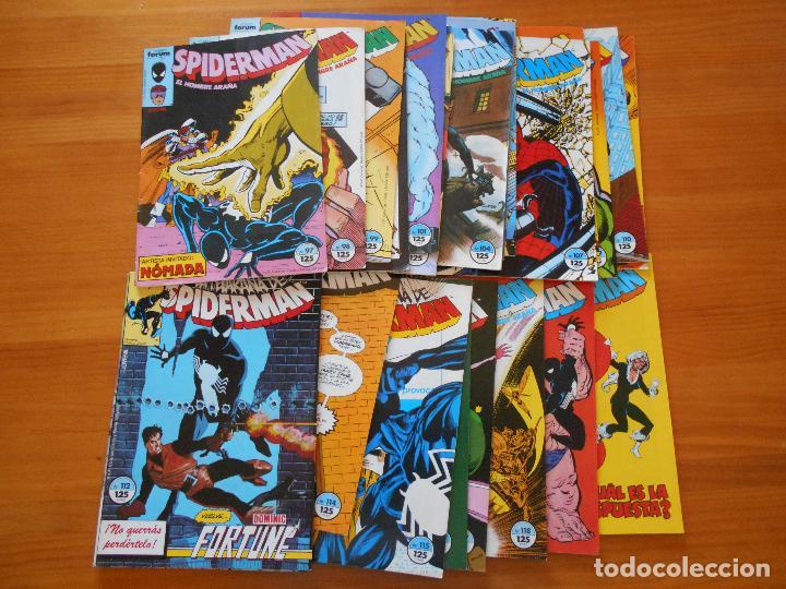 Cómics: SPIDERMAN - VOLUMEN 1 - CASI COMPLETA - FALTAN 25 Nºs DE 314 + 15 ESPECIALES - FORUM (IA-IB-IC) - Foto 6 - 126379911
