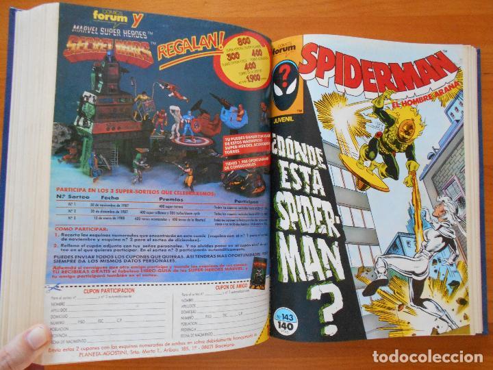 Cómics: SPIDERMAN - VOLUMEN 1 - CASI COMPLETA - FALTAN 25 Nºs DE 314 + 15 ESPECIALES - FORUM (IA-IB-IC) - Foto 12 - 126379911