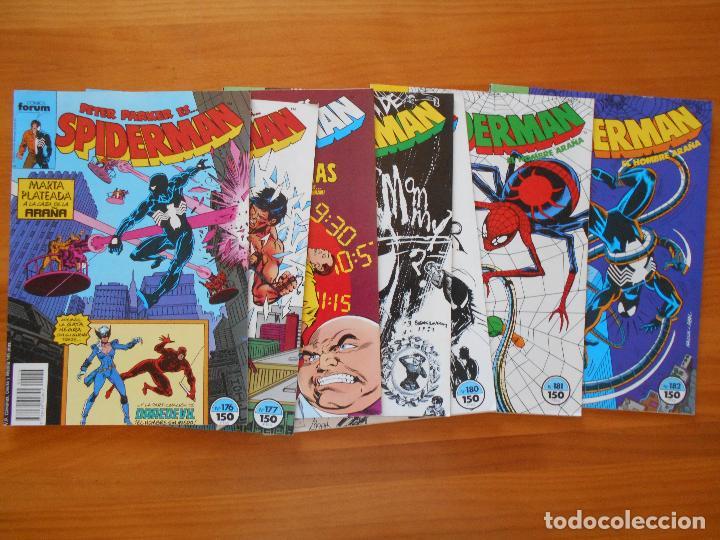 Cómics: SPIDERMAN - VOLUMEN 1 - CASI COMPLETA - FALTAN 25 Nºs DE 314 + 15 ESPECIALES - FORUM (IA-IB-IC) - Foto 15 - 126379911