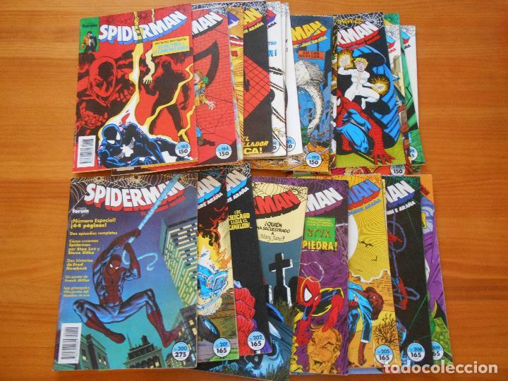 Cómics: SPIDERMAN - VOLUMEN 1 - CASI COMPLETA - FALTAN 25 Nºs DE 314 + 15 ESPECIALES - FORUM (IA-IB-IC) - Foto 16 - 126379911