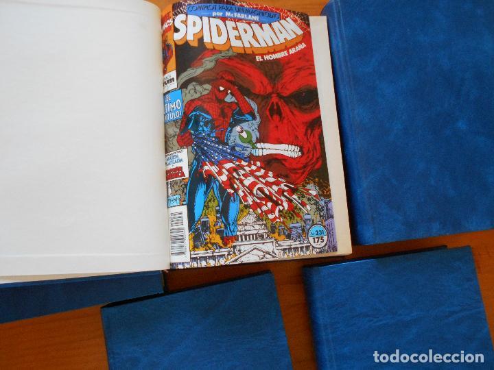 Cómics: SPIDERMAN - VOLUMEN 1 - CASI COMPLETA - FALTAN 25 Nºs DE 314 + 15 ESPECIALES - FORUM (IA-IB-IC) - Foto 18 - 126379911