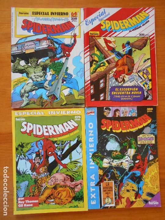 Cómics: SPIDERMAN - VOLUMEN 1 - CASI COMPLETA - FALTAN 25 Nºs DE 314 + 15 ESPECIALES - FORUM (IA-IB-IC) - Foto 20 - 126379911