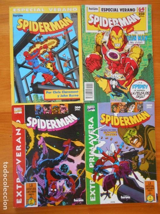 Cómics: SPIDERMAN - VOLUMEN 1 - CASI COMPLETA - FALTAN 25 Nºs DE 314 + 15 ESPECIALES - FORUM (IA-IB-IC) - Foto 21 - 126379911