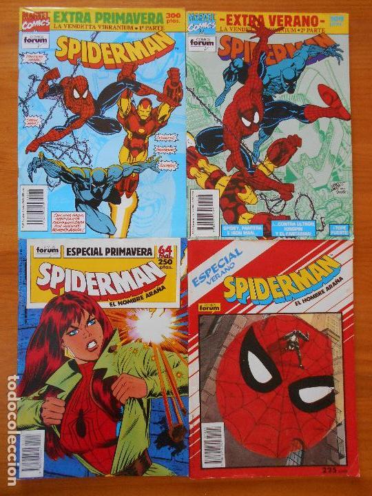 Cómics: SPIDERMAN - VOLUMEN 1 - CASI COMPLETA - FALTAN 25 Nºs DE 314 + 15 ESPECIALES - FORUM (IA-IB-IC) - Foto 22 - 126379911
