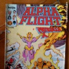 Cómics: COMIC DE ALPHA FLIGHT N,22. Lote 126380955