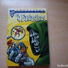Cómics: EXCELSIOR - BIBLIOTECA MARVEL - LOS 4 FANTASTICOS - Nº 03 - FORMATO TACO - FORUM. Lote 126382295