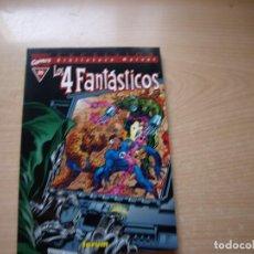 Cómics: EXCELSIOR - BIBLIOTECA MARVEL - LOS 4 FANTASTICOS - Nº 20 - FORMATO TACO - FORUM. Lote 126383163
