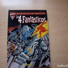 Cómics: EXCELSIOR - BIBLIOTECA MARVEL - LOS 4 FANTASTICOS - Nº 18 - FORMATO TACO - FORUM. Lote 126383283