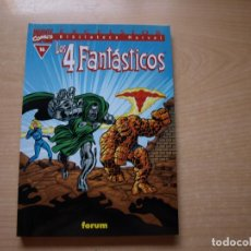 Cómics: EXCELSIOR - BIBLIOTECA MARVEL - LOS 4 FANTASTICOS - Nº 16 - FORMATO TACO - FORUM. Lote 126383399
