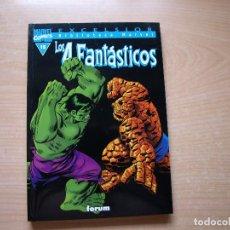 Cómics: EXCELSIOR - BIBLIOTECA MARVEL - LOS 4 FANTASTICOS - Nº 15 - FORMATO TACO - FORUM. Lote 126383451
