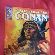 Cómics: EL REINO SALVAJE DE CONAN. Nº 1. FORUM.. Lote 126397111