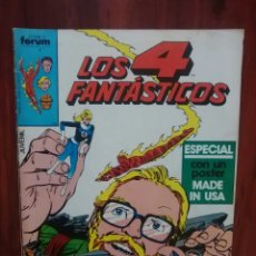 Cómics: LOS 4 FANTÁSTICOS - 21 - VOLUMEN 1 - MARVEL COMICS - FORUM - 4F. Lote 63274032
