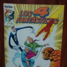 Cómics: LOS 4 FANTÁSTICOS - 75 - VOLUMEN 1 - MARVEL COMICS - FORUM - 4F. Lote 67466977