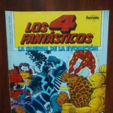 Cómics: LOS 4 FANTÁSTICOS - 73 - VOLUMEN 1 - MARVEL COMICS - FORUM - 4F. Lote 67560909
