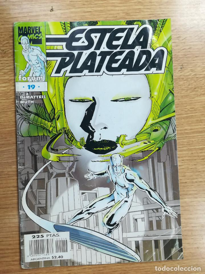 ESTELA PLATEADA VOL 3 #19 (Comics und Tebeos - Forum - Silver Surfer)
