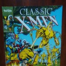 Cómics: CLASSIC X-MEN - NÚMERO 24 - VOL 1 - MARVEL CÓMICS - FORUM. Lote 68464321